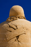Sand man Royalty Free Stock Photos