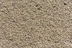 Sand or mineral grains before all quartz. Royalty Free Stock Image