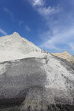 Sand mound Stock Image