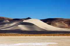 Sand mountain Stock Image