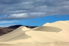 Sand mountain Royalty Free Stock Image