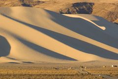 Sand Mountain Nevada Royalty Free Stock Photo