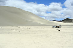 Sand Mountain Recreation Area Royalty Free Stock Photography
