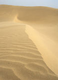 Sand mountains Royalty Free Stock Images