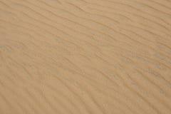 Sand-Muster Lizenzfreie Stockbilder