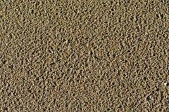 Sand nach Regen lizenzfreies stockfoto