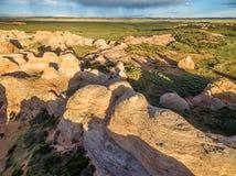 Sand-Nebenfluss-Staatsangehörig-Naturdenkmal Lizenzfreie Stockbilder
