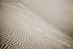 Sand- och vindmodeller royaltyfria bilder