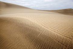Sand- och vindmodeller arkivbilder