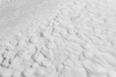 Sand p? stranden arkivbilder