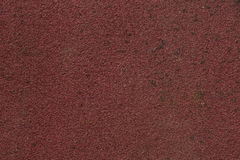 Sand paper red. Red sand paper macro photo Royalty Free Stock Photography
