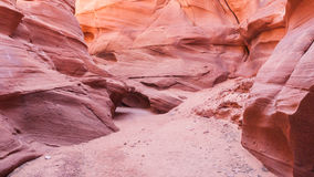 Sand Path through Canyon Stock Images