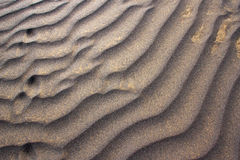Sand pattern Royalty Free Stock Image