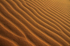 Sand Pattern Stock Image