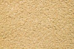 Sand pattern on beach Royalty Free Stock Image