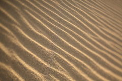 Sand pattern, interesting abstract texture for background Royalty Free Stock Images