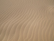 Sand pattern in Mui Ne (Muine), Phan Thiet, Vietna Stock Images