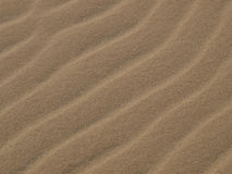 Sand pattern in Mui Ne (Muine), Phan Thiet, Vietna Royalty Free Stock Image
