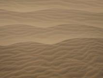 Sand pattern in Mui Ne (Muine), Phan Thiet, Vietnam. Stock Photography