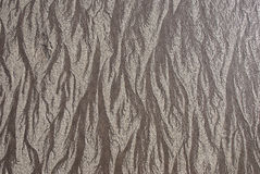 Sand Pattern On Ocean Beach Royalty Free Stock Photo