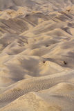 Sand pattern of vocano Stock Photo