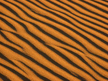Sand patterns Royalty Free Stock Images
