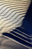 Sand patterns Royalty Free Stock Photography
