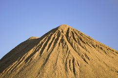 Free Sand Pile Royalty Free Stock Photography - 18944317