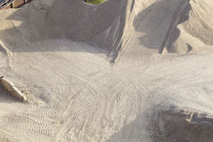 Sand pile Royalty Free Stock Images