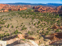 Kodachrome State Park royalty free stock image