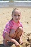 Sand Play Royalty Free Stock Photo