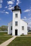 Sand Point Lighthouse - Stock Photos
