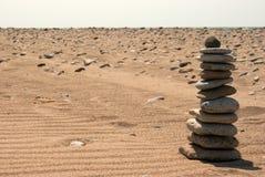 Sand_presentation Stock Image