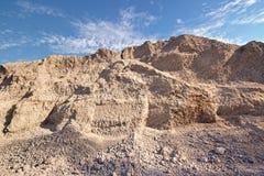 Sand quarry Stock Photos