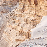 Sand quarry. Large deep sand quarries sammer Royalty Free Stock Photo
