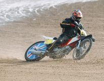 Sand Racing Stock Images