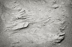 Sand Ridges Stock Photo