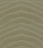 Sand ripple background Royalty Free Stock Images