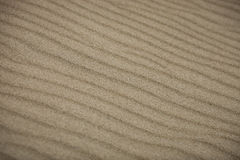 Sand ripple Stock Photo