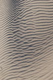 Sand Ripple Patterns Royalty Free Stock Images