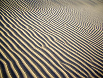 Sand Ripples Royalty Free Stock Images