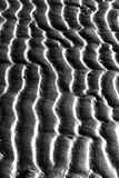 Sand Ripples Stock Photography