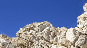 Sand rock Royalty Free Stock Images