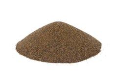 Sand's cone Stock Image