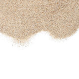 Sand scattering Stock Image