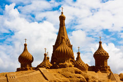 Free Sand Sculpture Royalty Free Stock Image - 17021796