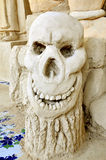 Sand sculpture Royalty Free Stock Photography