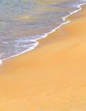 Sand & Sea Royalty Free Stock Photo
