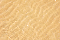 Sand and sea Stock Images