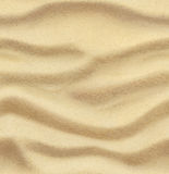 Sand seamless background Royalty Free Stock Images
